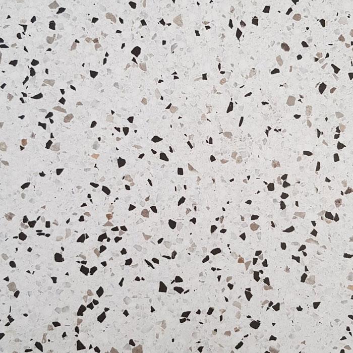 Venezia Mix Terrazzo Look Matt Rectified Porcelain Floor Tile (#6338)