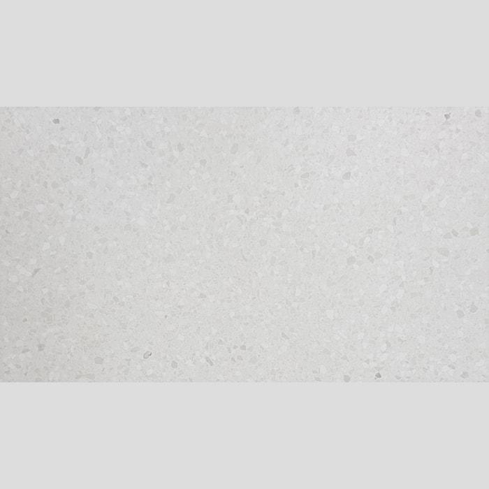 300x600mm Venezia White Terrazzo Look Rectified Polished Porcelain Tile (#6532)