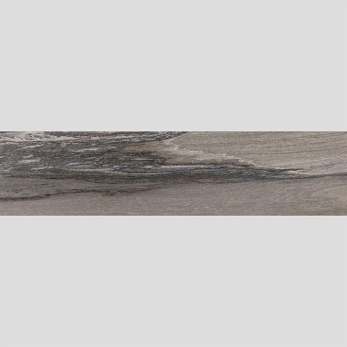 220x900mm Wanderers Black Spanish Timber Look Non-Rectified Porcelain Floor Tile (#5685)