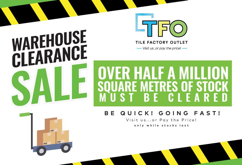 Warehouse Sale 1000x684