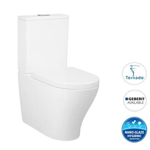 Zenitti Tornado X Toilet Suite 9912
